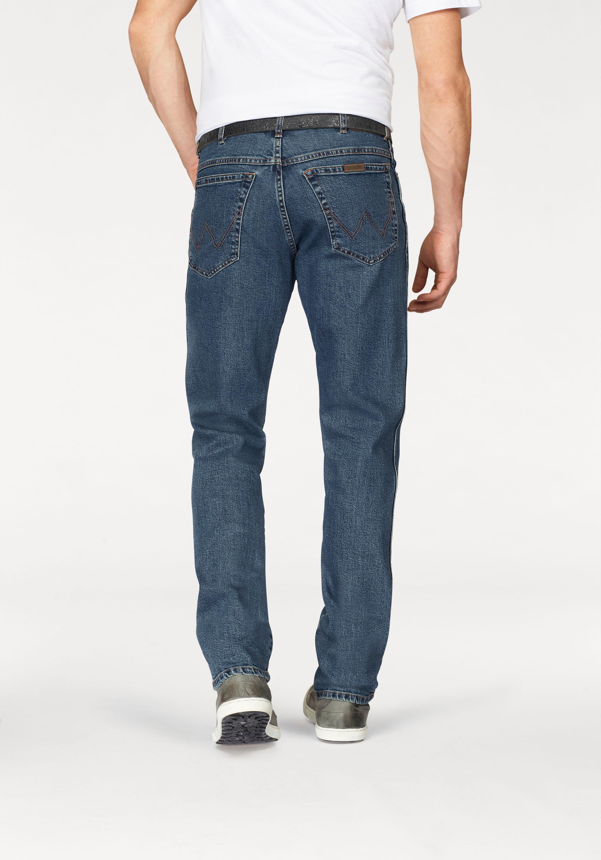 Wrangler Stretch-Jeans »Durable« Regular Fit