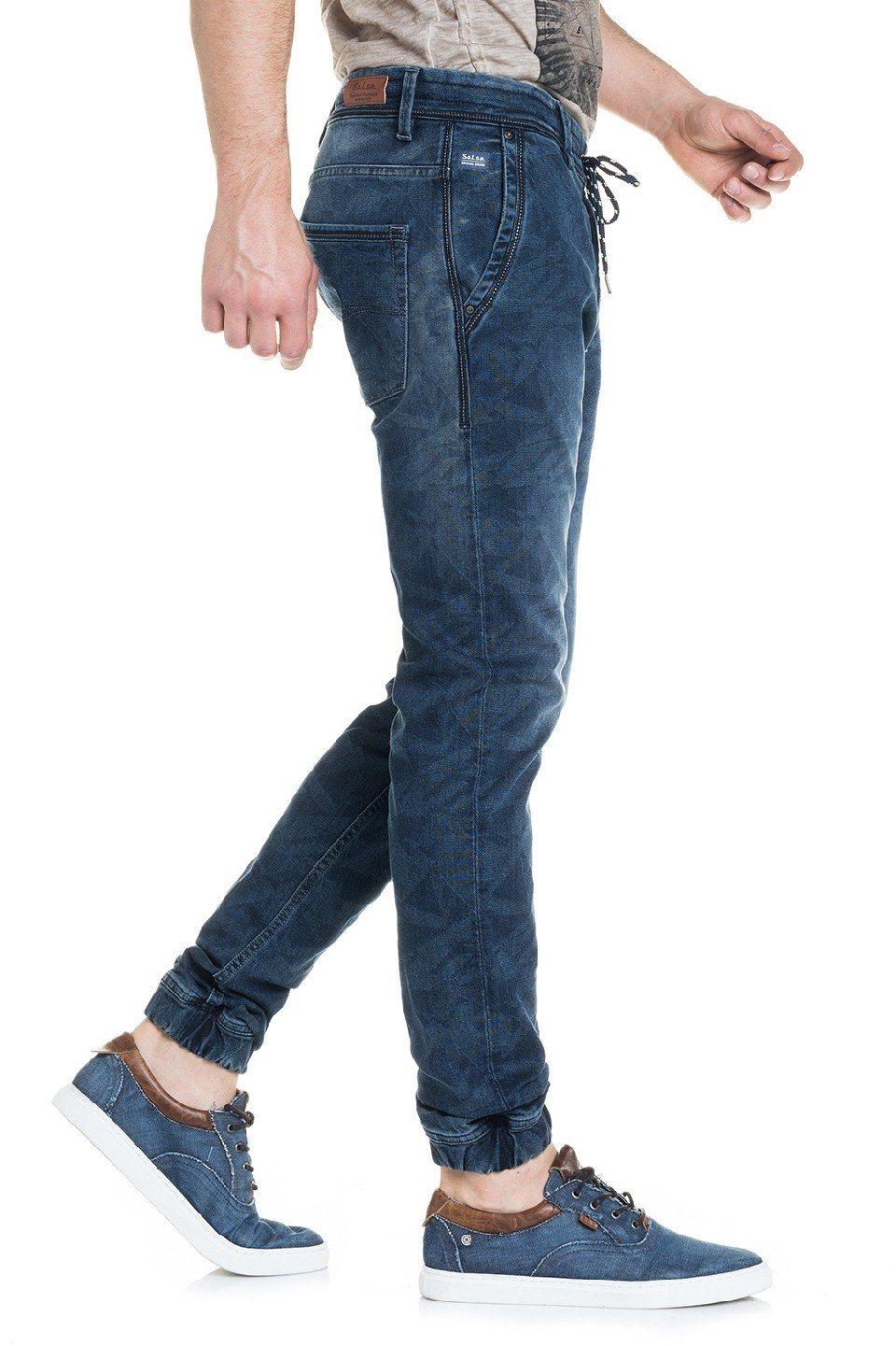 salsa jeans Jean »Slim Carrot/ Slender«