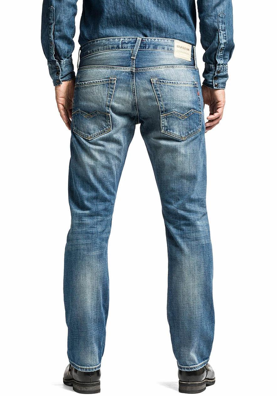 Replay 5-Pocket-Jeans »Waitom«