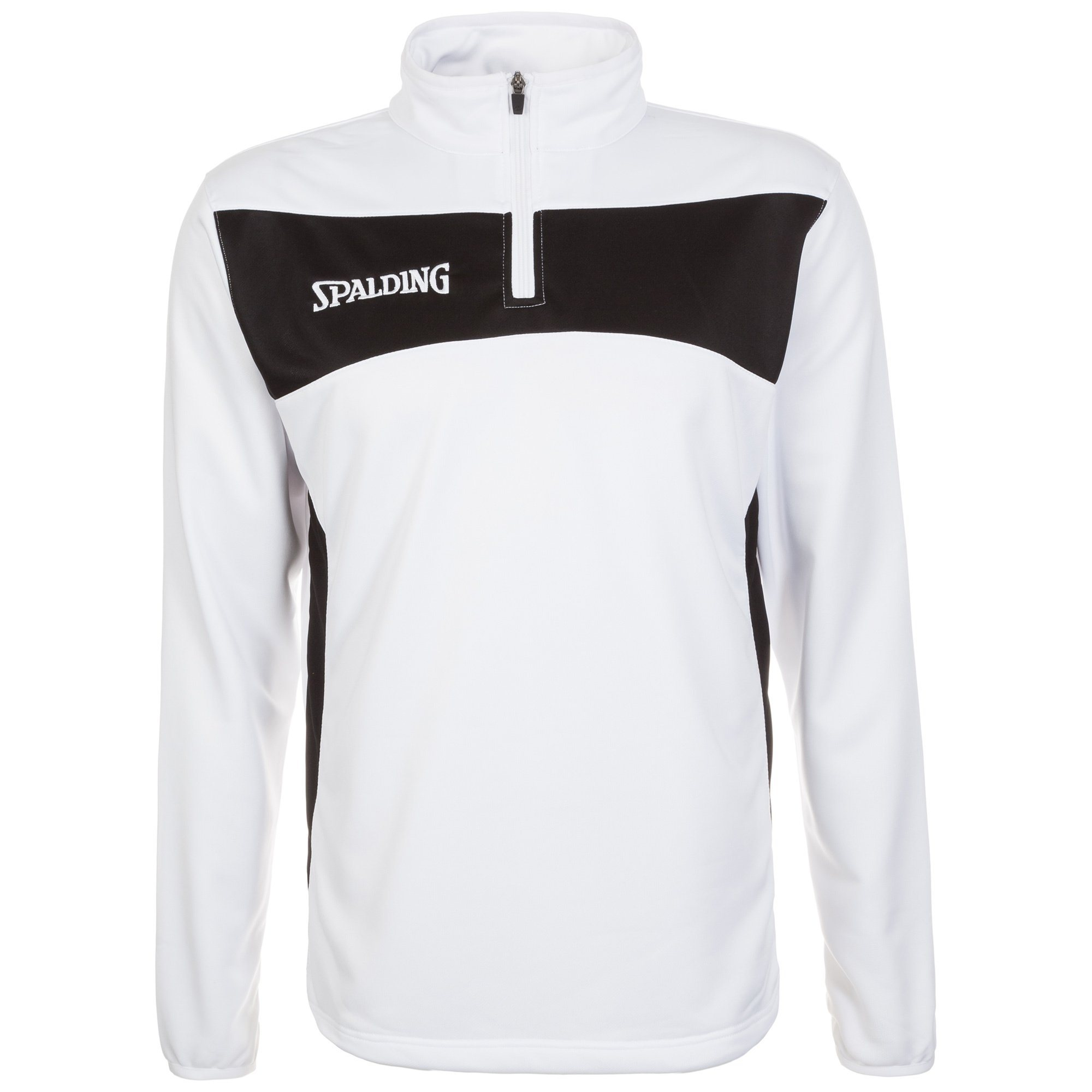 SPALDING Evolution II 1/4 Zip Sweatshirt Herren