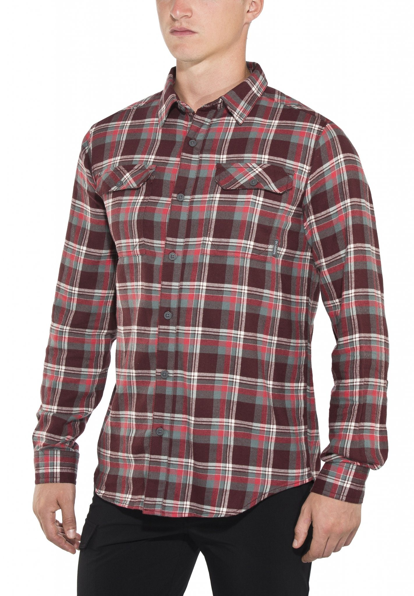 Columbia Hemd »Flare Gun Flannel Long Sleeve Shirt Men«