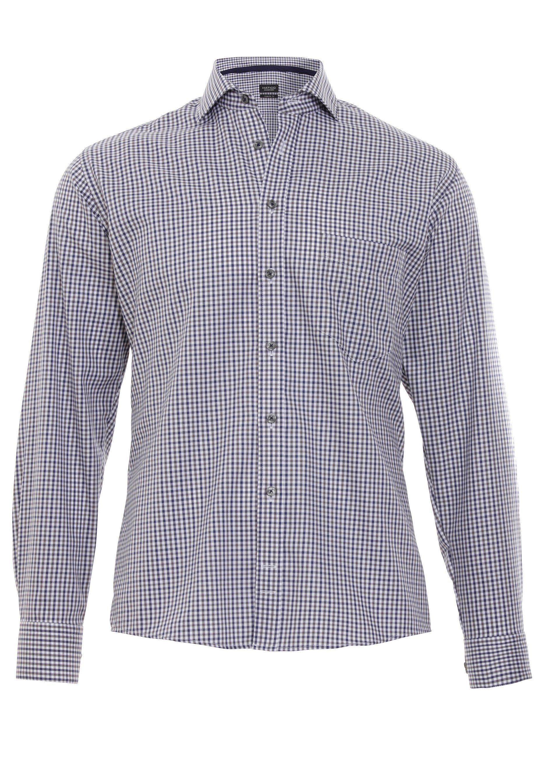 Hatico Essential Hemd Langarm