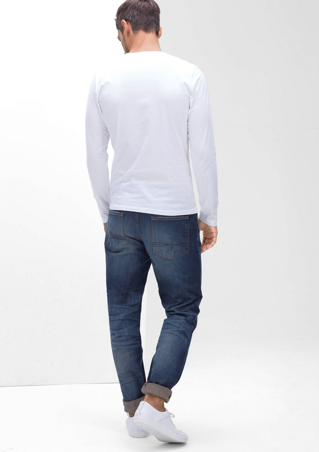 s.Oliver RED LABEL Tubx Straight: Markante Jeans
