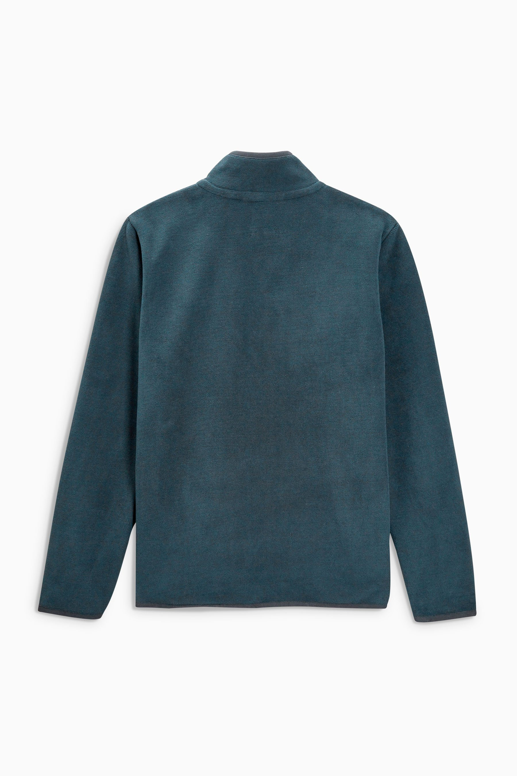 Next Fleece-Pullover mit RV-Kragen