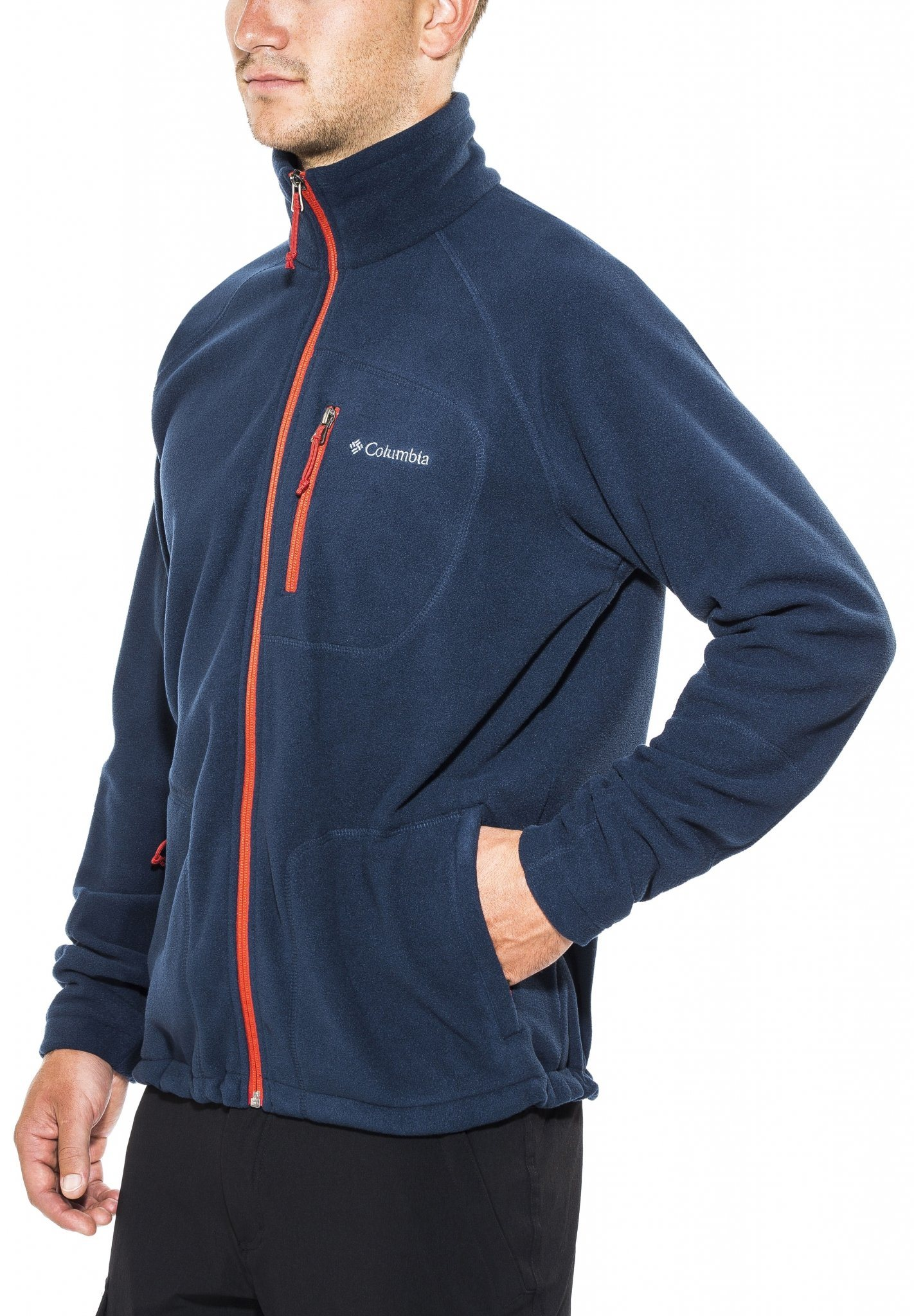 Columbia Pullover »Fast Trek II Full Zip Fleece Men«