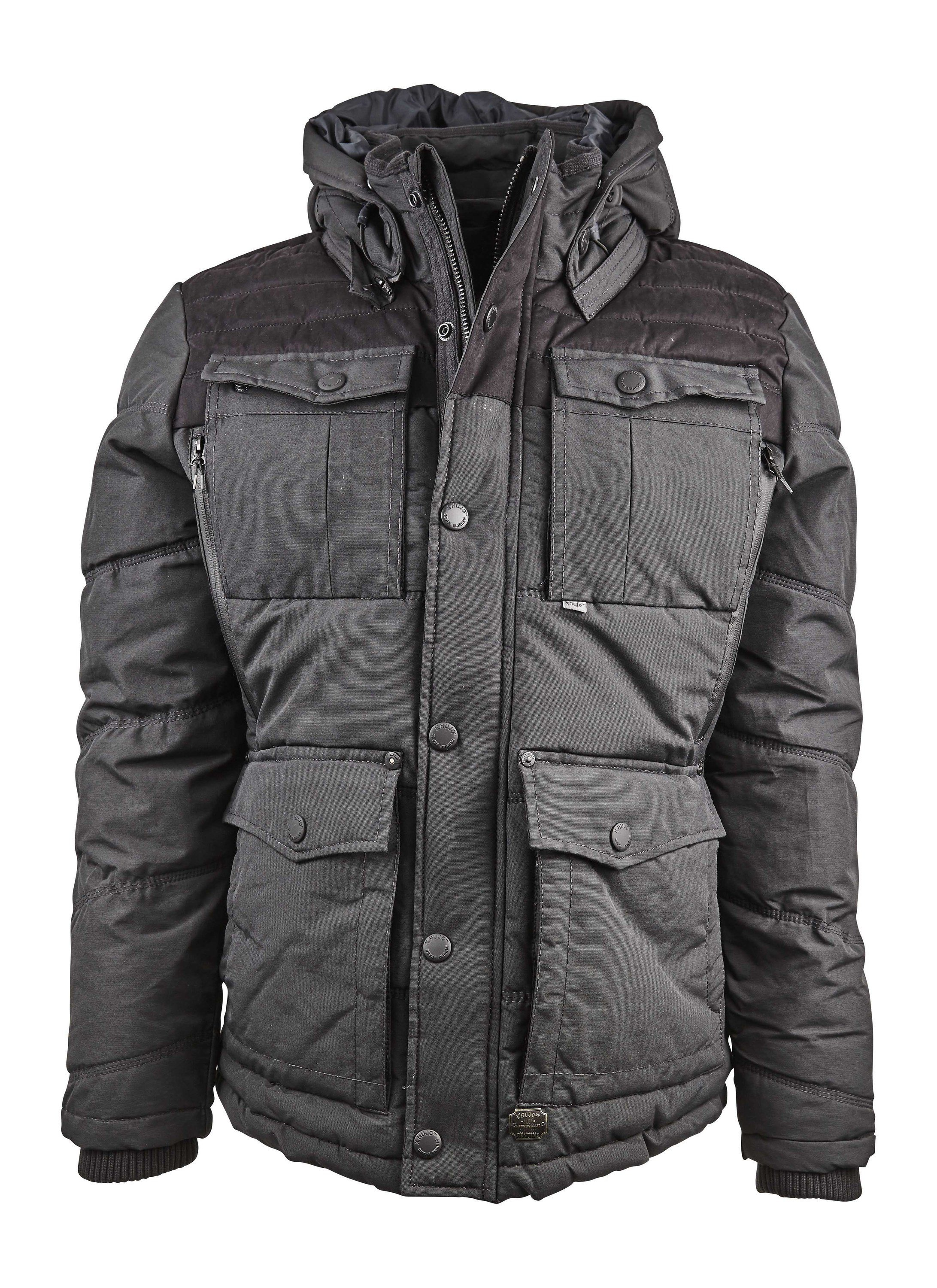 Khujo Outdoorjacke »HANK«