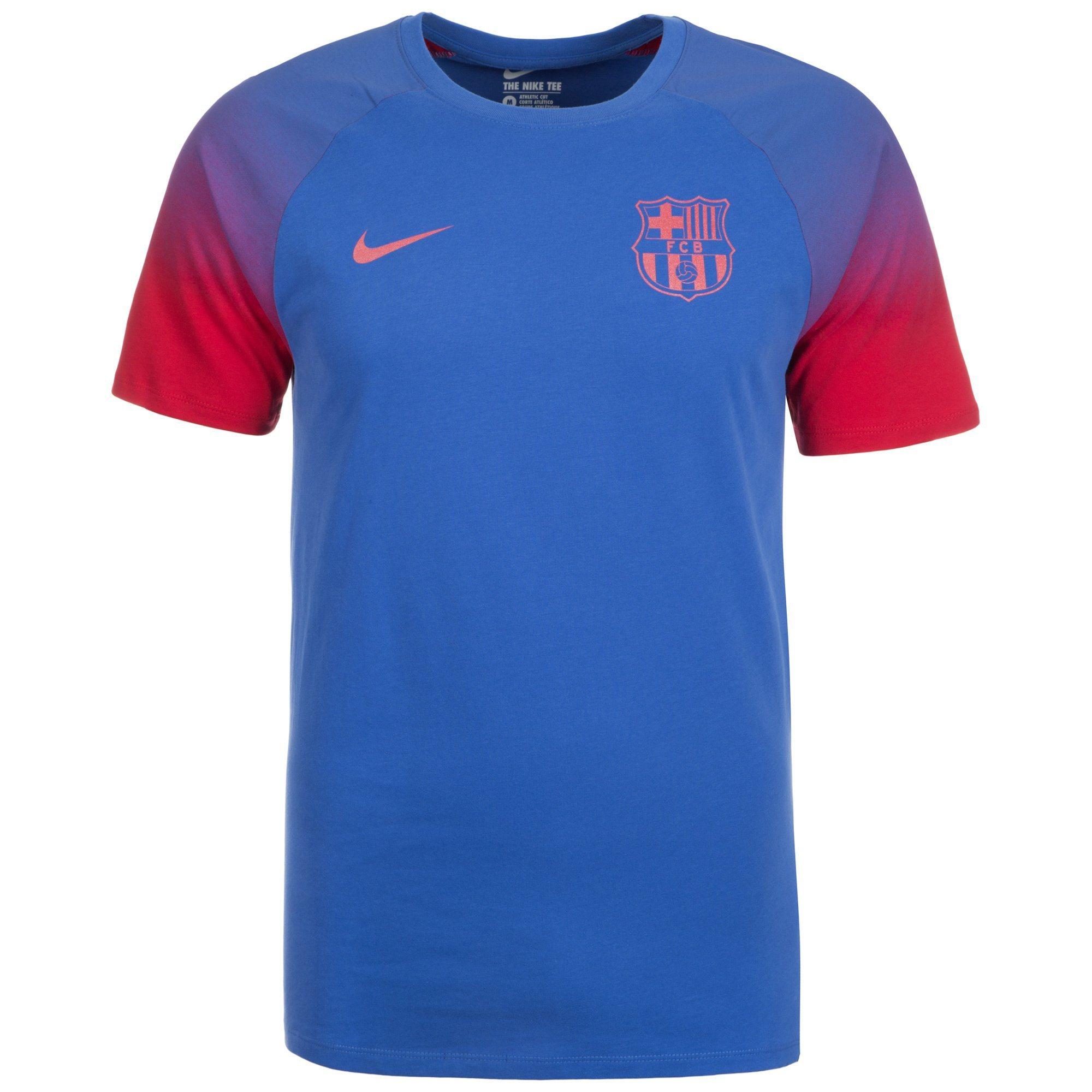 NIKE FC Barcelona Match T-Shirt Herren
