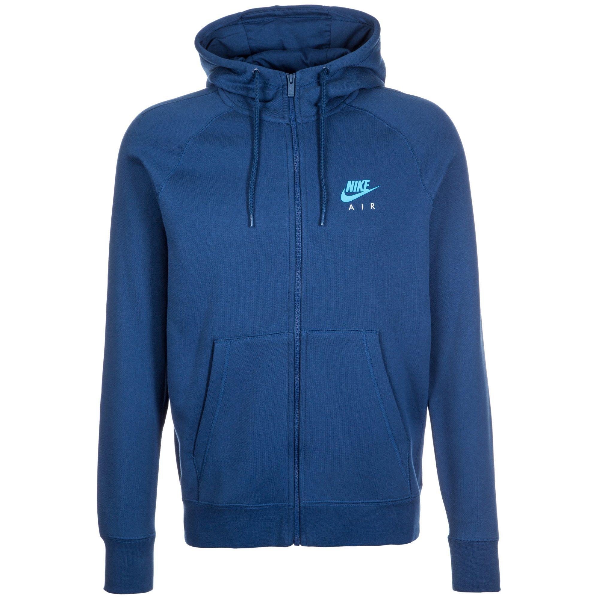 Nike Sportswear Air Fleece Kapuzenjacke Herren