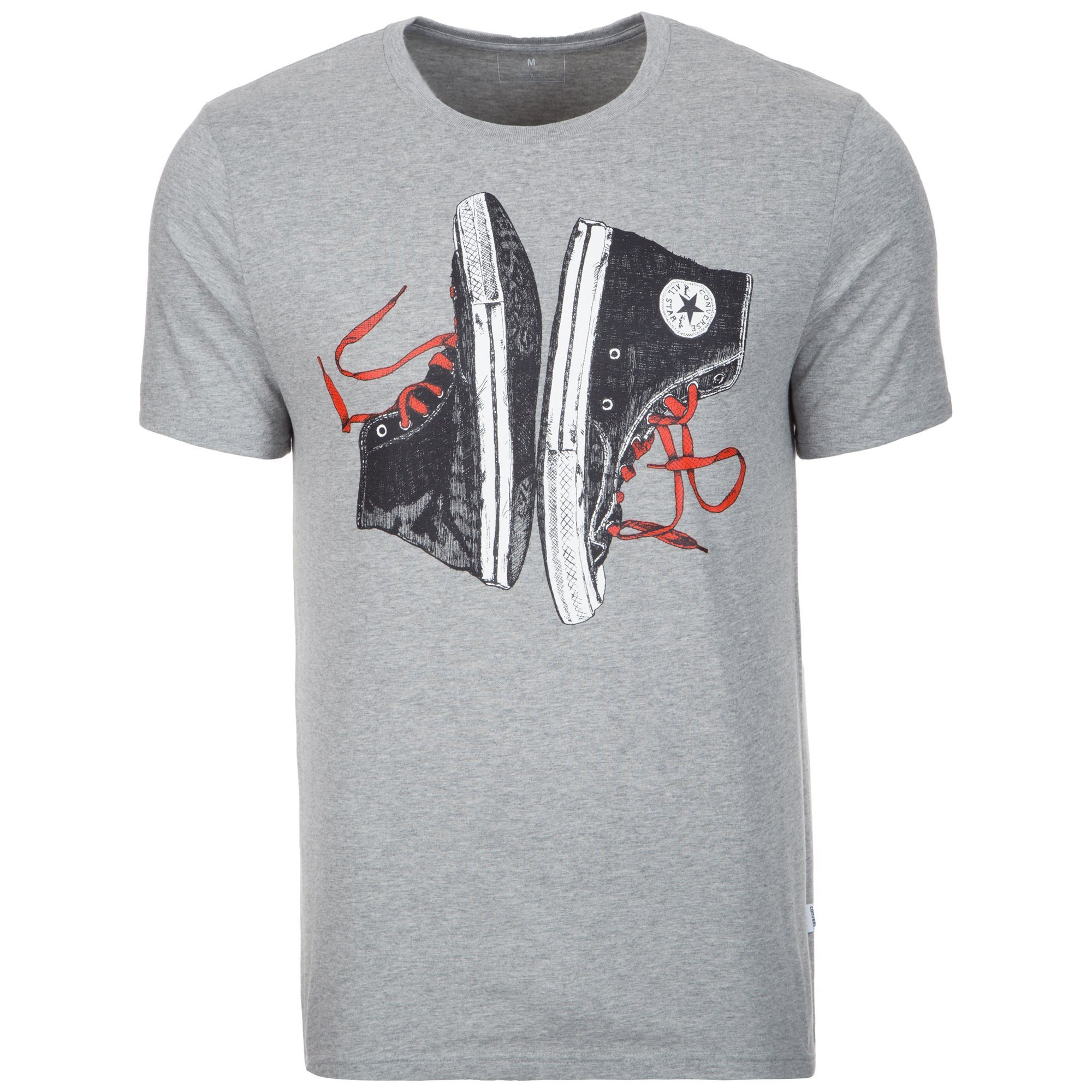 CONVERSE Chuck Illustration T-Shirt Herren