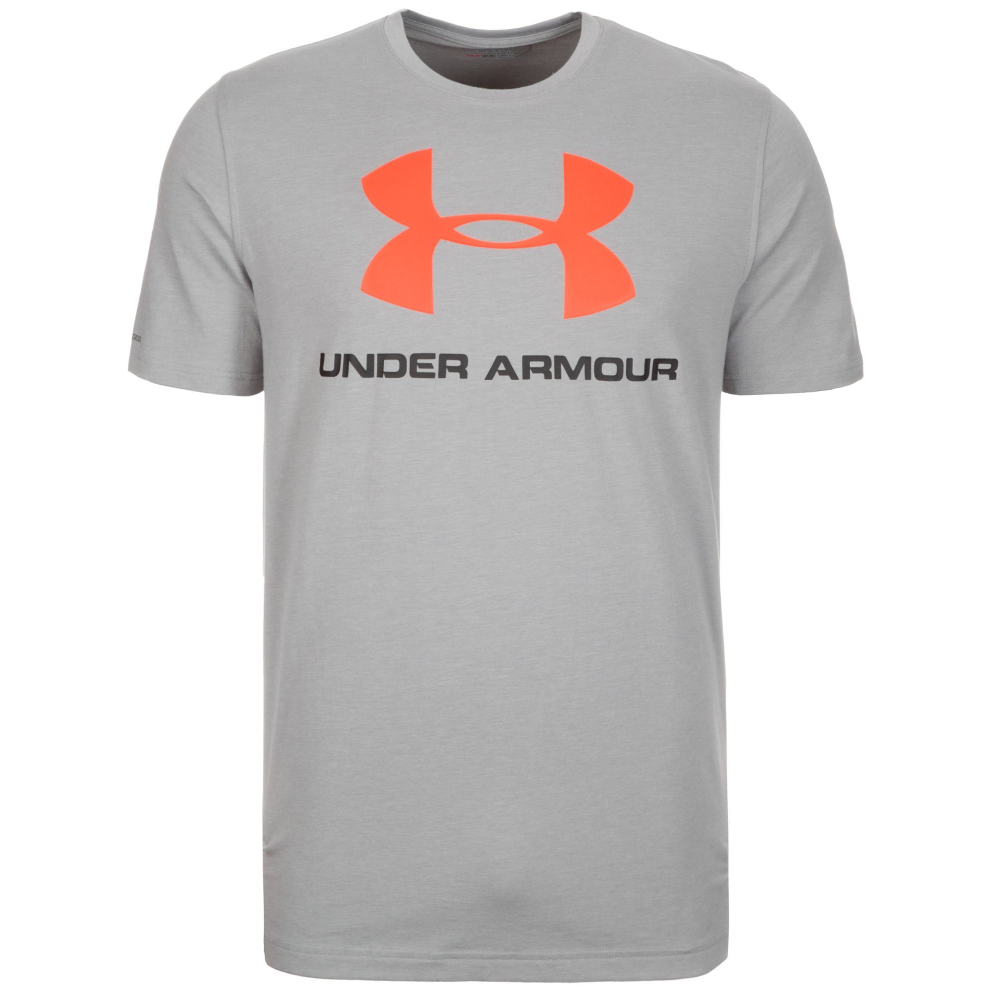 Under Armour® HeatGear CC Sportstyle Logo Trainingsshirt Herren