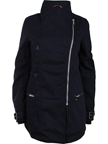 Khujo Mashpe Damen Winterjacke schwarz, Größe:M