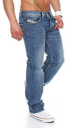 Diesel Larkee Herren Jeans Wash 008AT Farbe: 008AT; Größe: W33/L32