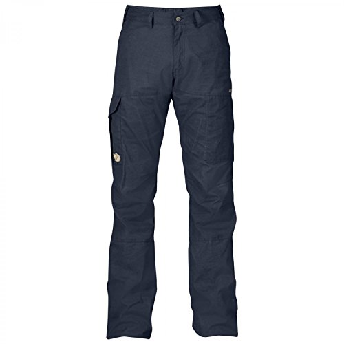Fjällräven Herren Karl Pro Trousers Outdoor Hose, Dark Navy, 52