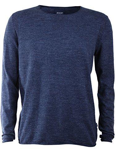 Joop! Herren Crew-Neck Pullover Jason, Größe:S;Farbe:Dunkelblau (401)