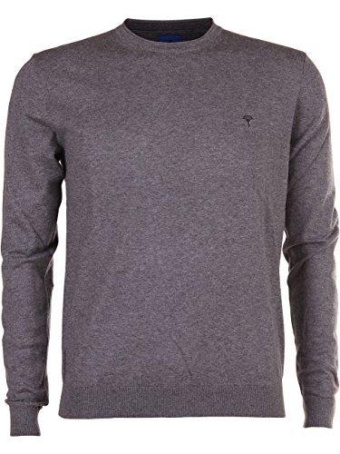 Joop! Herren Rundhals Pullover Gwyn1-M 15002463, Größe:S;Farbe:grey (114)