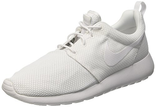 Nike Herren Roshe One Low-Top, Weiß (White/White), 44 EU