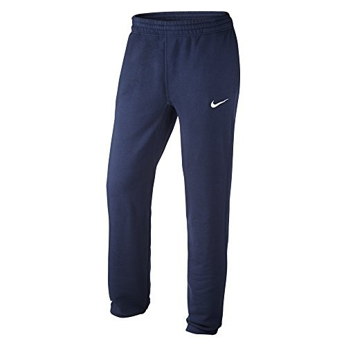 Nike, Herren Trainingshose Team Club Cuff, Blau (Obsidian/Football White), S
