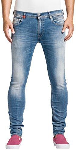 Replay Herren Skinny Jeans Jondrill, Gr. W32/L32 (Herstellergröße: 32), Blau (Blue Denim 10)