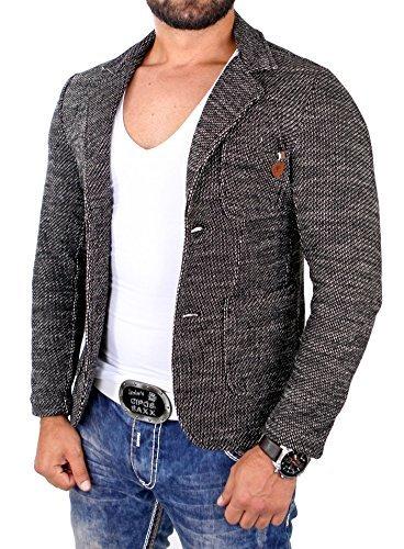 reslad herren sakko sportlich jakett anzug jacke slim fit freizeit blazer herren rs 1421. Black Bedroom Furniture Sets. Home Design Ideas