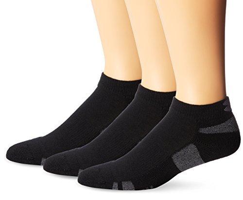 Under Armour Herren Sportswear Socken und Strümpfe, Blk, LG, 1250410