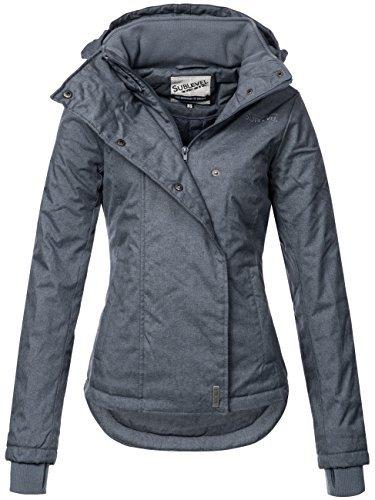 Sublevel Damen Jacke Übergangsjacke 46550D 4 Farben XS-XL