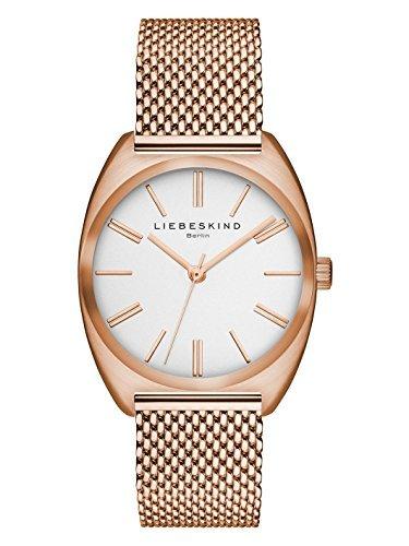 Liebeskind Berlin Damen-Armbanduhr Analog Quarz