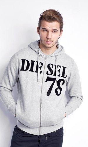 "DIESEL leichte Übergangsjacke ""J-HOLLIS"" schwarz"