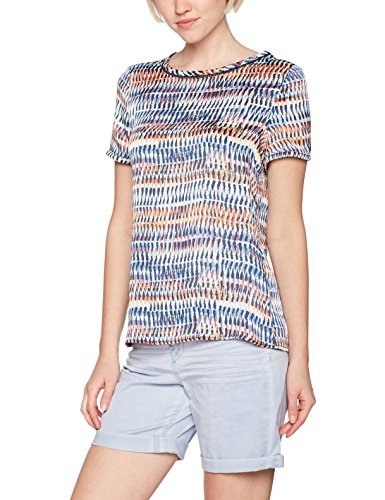 ESPRIT Collection Damen Bluse 047eo1f004