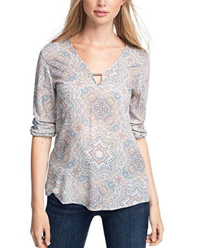 ESPRIT Collection Damen Bluse 076eo1f006