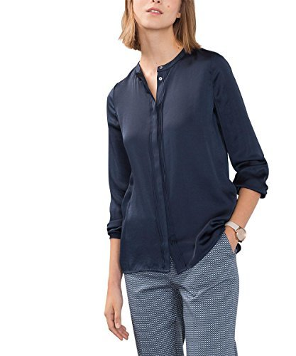 ESPRIT Collection Damen Bluse 086eo1f004