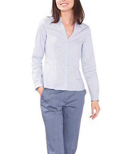 ESPRIT Collection Damen Bluse 086eo1f017