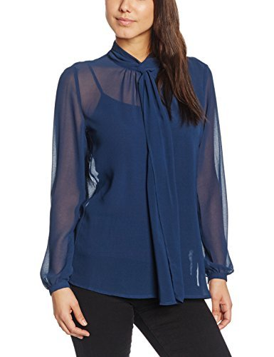 ESPRIT Collection Damen Bluse 106eo1f015