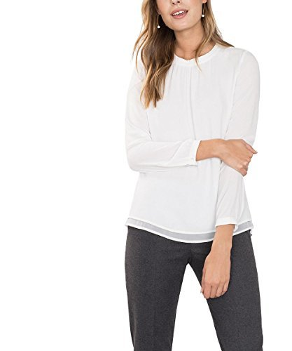 ESPRIT Collection Damen Bluse 116eo1f009