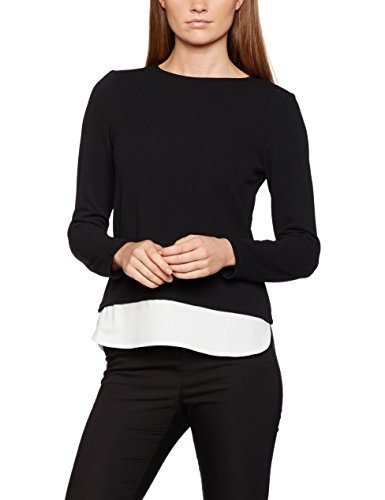 ESPRIT Collection Damen Langarmshirt Regular Fit