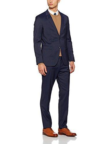 tommy hilfiger tailored herren anzug mck hmt stsstp17101 fashion styles. Black Bedroom Furniture Sets. Home Design Ideas