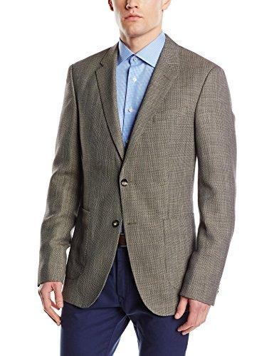 Tommy Hilfiger Tailored Herren Sakko Wool & Linen Birdseye Blazer