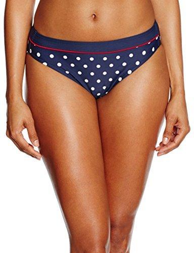 ESPRIT Bodywear Damen Bikinihose 996EF1A991, Blau (Navy 400), 42