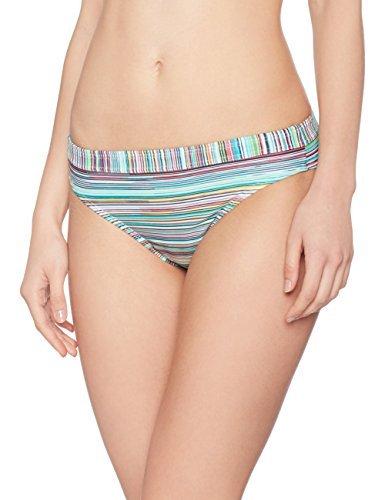 ESPRIT Bodywear Damen Bikinihose 047EF1A126, Blau (Turquoise 470), 38 (Herstellergröße: 40)