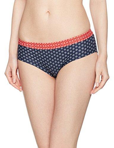 ESPRIT Bodywear Damen Bikinihose Orlando Beach Shorts, Blau (Navy 400), 38