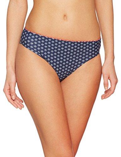 ESPRIT Bodywear Damen Bikinihose Orlando Beach Classic Brief, Blau (Navy 400), 38