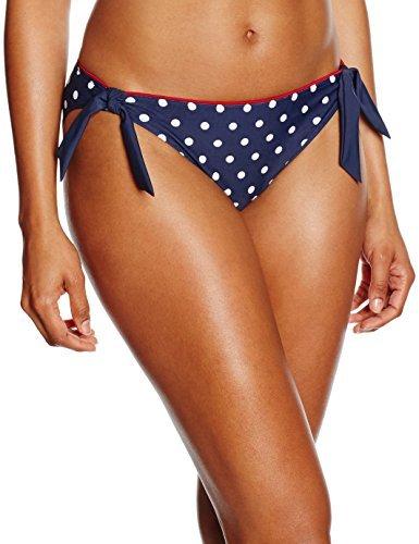ESPRIT Bodywear Damen Bikinihose 996EF1A989, Blau (Navy 400), 42