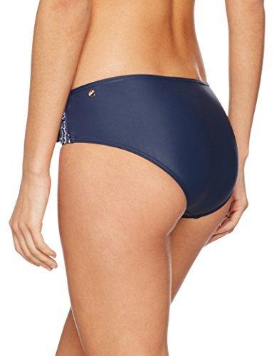 ESPRIT Bodywear Damen Bikinihose Estero Beach BC Classic Brief, Blau (Navy 400), 42