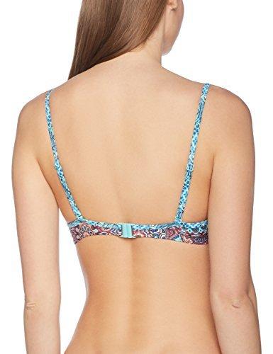 ESPRIT Bodywear Damen Bikinioberteil 047EF1A003, Rosa (Pink Fuchsia 660), 38 (Herstellergröße: 42 B)