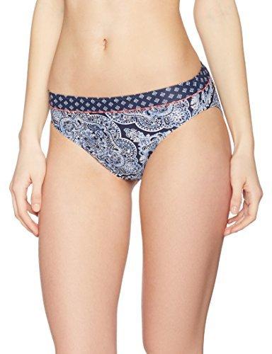 ESPRIT Bodywear Damen Bikinihose Rocky Beach Classic Brief, Blau (Navy 400), 38