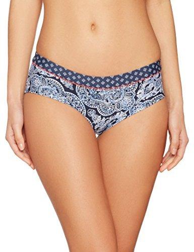 ESPRIT Bodywear Damen Bikinihose Rocky Beach Shorts, Blau (Navy 400), 38