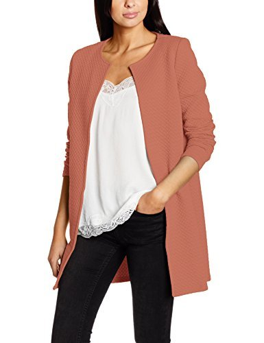 VILA CLOTHES Damen Blazer Vinaja New Long Jacket-Noos