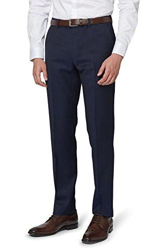 DKNY Slim Fit Ink Twill Anzug Hose
