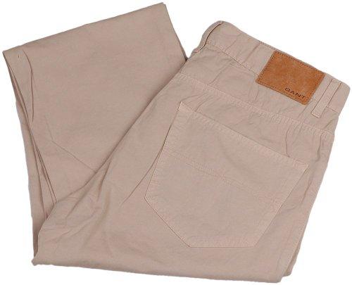 GANT Herren Jeans Hose 2.Wahl, Model: JASON, Farbe: beige, --- NEU ---, UPE: 119.90 Euro