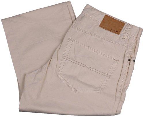 GANT Herren Jeans Hose 2.Wahl, Model: JASON, Farbe: creme, Größe: W32/L34, --- NEU ---, UPE: 119.90 Euro