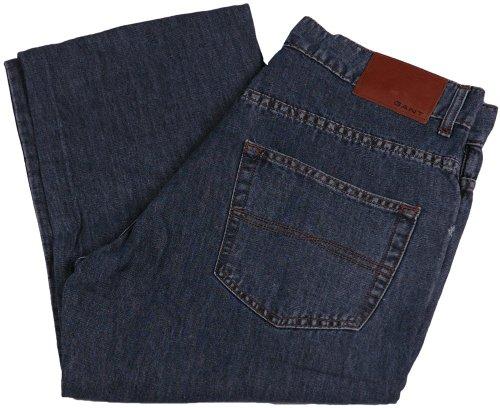 GANT Herren Jeans Hose 2.Wahl, Model: JASON, Farbe: dunkelblau, --- NEU ---, UPE: 149.90 Euro